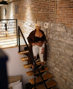 Canadian Plus size Model Nao Wants you to see her Thick Elegance
