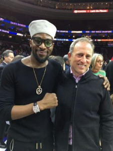 D'banj Hangs Out With Meek Mills And American Billionaire Josh Harris (See Photos)