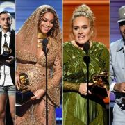 Complete List of 2017 Grammy Awards Winners