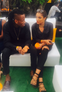 BBNaija : Gifty Spotted with Singer, Mr 2Kay at Lagos Polo Club