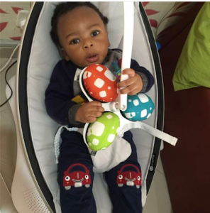 Today is Tonto Dikeh's Son's Birthday, See what her Estranged Husband Who Don't Have Access to his Son Wrote
