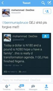 Former President Jonathan Replies Man Who Accused Him Of Destroying Nigeria - Hype Nigeria