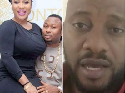 Actor Yul Edochie Pleads with Tonto Dikeh & husband to Reconcile (Watch Video)