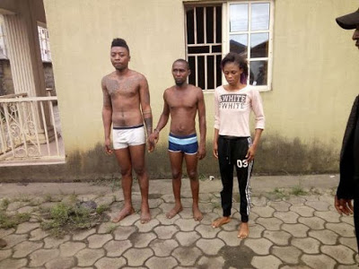 Meet the Suspects who allegedly Murdered a JUMIA Delivery man over iPhone 7