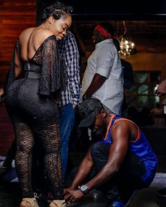 Meet the Ghanaian Actress Who's Breaking the Internet with her Curves