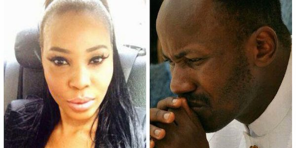 Apostle Suleman's Accused Mistress Speaks After being Released from Prison