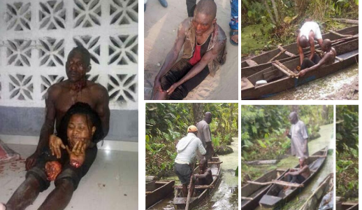 Update: See Photo Of The Evil Man Who Beheaded A Lady In Lagos, Reveals the Rest of her Body Parts (Graphic Photos + Videos)