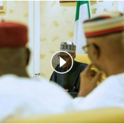 President Buhari Address His Cabinet & Nigerians After Returning from UK