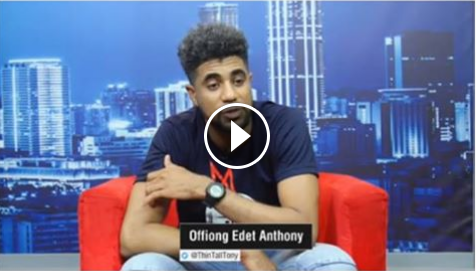 #BBNaija : ThinTallTony Talks Relationship With Bisola, Marriage, Why he Kept his Family a Secret & More in New Interview (Watch Video)