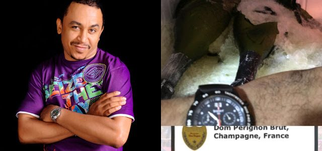 See What OAP Freeze's Househelp did that made him Cry Out (Photos)