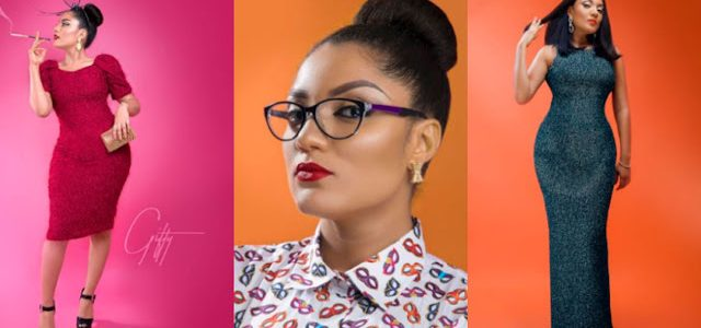 #BBnaija : Ex-housemate, Gifty Powers Slays in New Photos (A Must See)