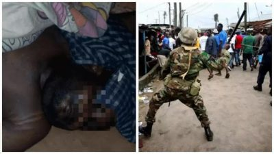 Police Arrests Landlady who Invited Soldiers to beat her Tenant to Death