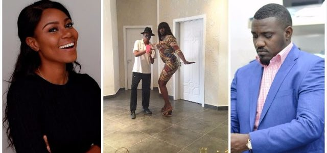 Yvonne Nelson and John Dumelo Switches gender (See Photos)