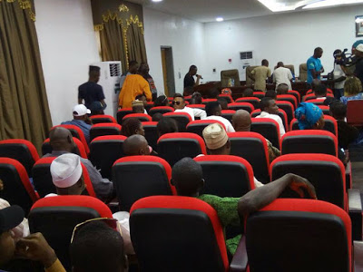 Mercy Johnson hosts first Stakeholders Summit as SSA to Kogi Governor (See Photos)