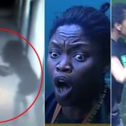 #BBNaija: Bisola And Debie-Rise physically Fights after their Quarrel (Watch Video)