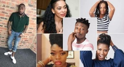 Davido asks Top 5 Housemates what they'd do with the ₦25m prize if they win