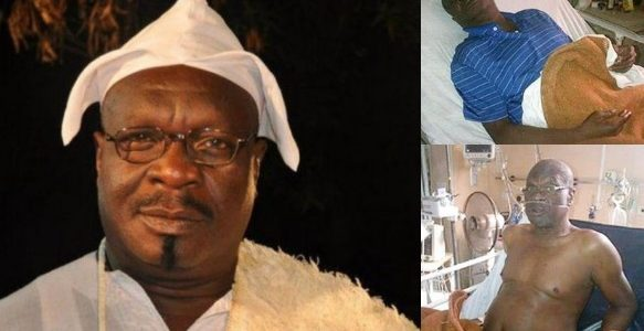 Popular Nollywood Actor, Olumide Bakare is Dead (See Full Details)