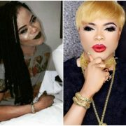New Picture of Bobrisky without Snapchat filter Surfaces (See Full Photo)