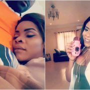 Laura Ikeji Reacts to reports that she still lives with her Sister Linda Ikeji even after Marriage