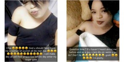 Bobrisky gushes over his new Look, wishes he was Created a Woman