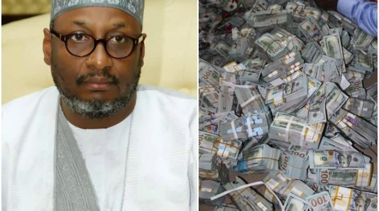 Former PDP Chairman, Adamu Mu'azu Explains his Connection to the Ikoyi house where $50M was Found