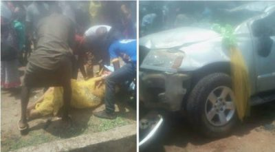 Mother of bride, another relative allegedly died in bridal convoy's accident on their way to the wedding reception