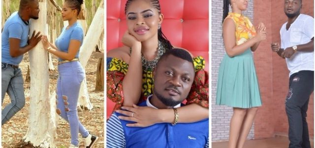 Beautiful Pre- wedding photos of Nollywood Actor, Prince Nwafor (See Photos)