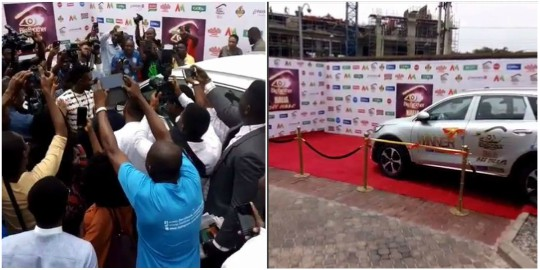 #BBNaija: Efe has been given his Prized SUV (See Photos)