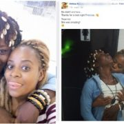 Lesbian Much? Nigerian Lady Shares Mind-burgling Photos (A Must See)