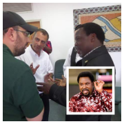See why T.B Joshua is Moving his Synagogue to Isreal Permanently