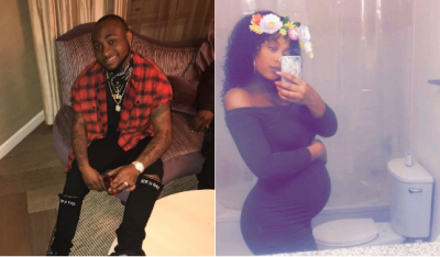 Davido Reveals Name of her Second daughter hours before her Birth (Must See)