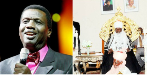 See how Emir of Bauchi rejected RCCG's Pastor Adeboye's visit to his Palace (See Photos)
