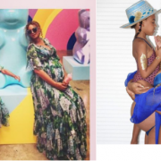 Pregnant Beyonce Slays with daughter, Blue Ivy in new Photographs