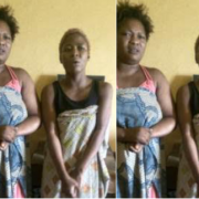Two commercial Sex workers Arrested for stabbing a Customer to death in Ogun State (See Photos)