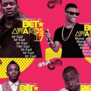 See the Epic; Davido, Wizkid, Tekno & Mr. Eazi, go head to head for 2017 BET Awards