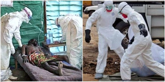 Here is Details that Ebola has returned, 3 Persons Allegedly reported Dead