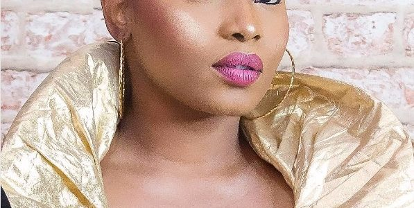 Actress, Halima Abubakar goes bald in new Heart melting Photos