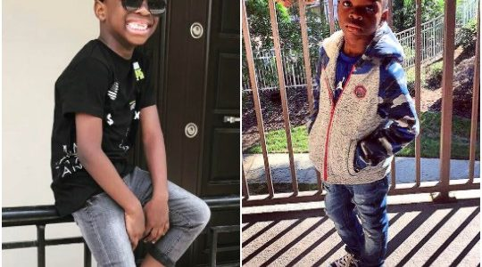 Here is Wizkid's baby mama Shola, Celebrating Son as he turns 6