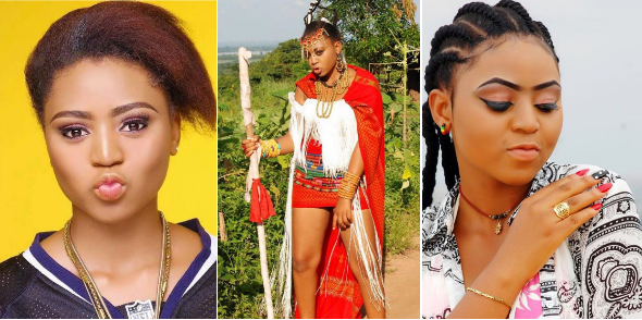 """""""As a 14-year-old Actress, I Earn N500,000 for a Role, My mum handle my male Fans…. – Regina Daniels (Exclusive Interview)"""
