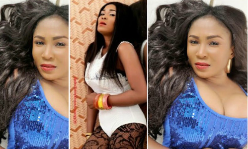 Help! Abuja lesbians are after me -Actress Ruth Eze cries out (A Must See)