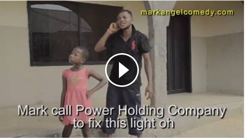 COMEDY SKIT : Emanuella – ELECTRICITY (Mark Angel Comedy) LOL