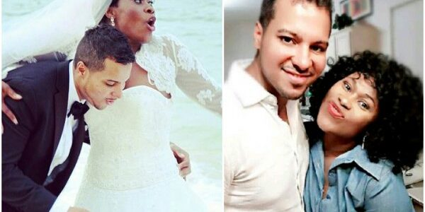 See what Actress, Uche Jombo did that got us all Wondering if all is Well in her Marriage