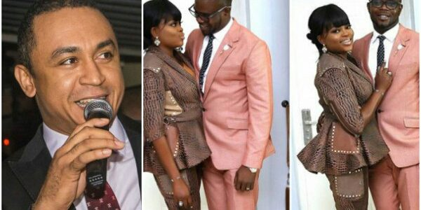 "OAP Daddy Freeze Congratulates Funke Akindele on her ""Twin Pregnancy"", Reminds her he's a Prophet"