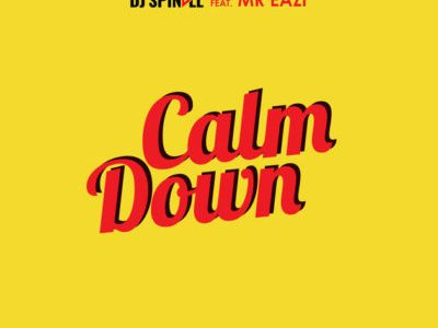 LYRICS : DJ Spinal FT. Mr Eazi – CALM DOWN