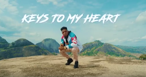VIDEO : LK Kuddy – KEYS TO MY HEART