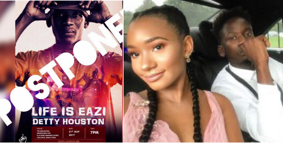 Mr Eazi Postpones Houston tour to spend time with billionaire daughter girlfriend, Temi Otedola, you won't believe fans Reactions (A Must See)