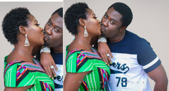 """She's the blood that flows through my vein"" – Mercy Johnson's husband gushes about her (See Photos)"