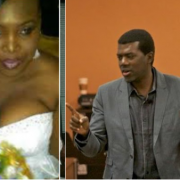 Reno Omokri comes for brides who show off b00bs in their wedding dress and it's Epic
