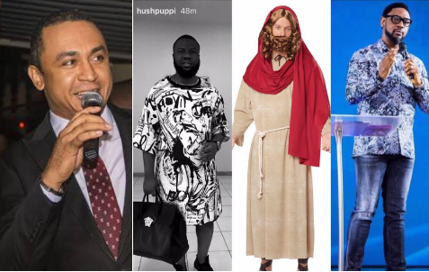 Daddy Freeze Compares Hushpuppi's women wear to that of Jesus, shades Pastor Fatoyinbo (A Must See)