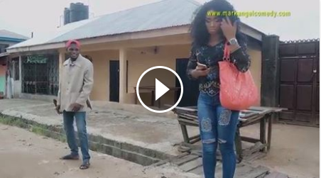 COMEDY SKIT : Don't Off It – (MARK ANGEL COMEDY) LOL